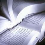 livros abertos em inglês